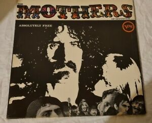 (GLO) The Mothers Of Invention- Absolutely Free LP
