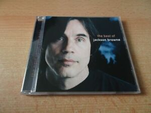 CD Jackson Browne - The Best of - The next voice you hear - 1997 - 16 Songs
