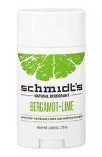 Bergamot Scent Antiperspirants & Deodorants