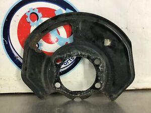 2005 Infiniti G35 Driver Left Front Brake Dust Cover OEM 0BGTCG