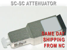 SC-SC UPC ATTENUATOR 15DB LOW PDL   SC-SC-ATTU-15DB -SHIPS FROM NC