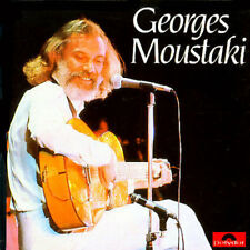 GEORGES MOUSTAKI NEW CD