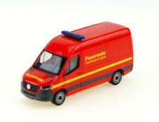 """Herpa 093941 - 1:87: MB Sprinter Kasten Hochdach """"Feuerwehr"""" - NEU + OVP"""
