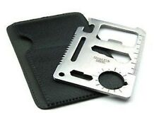 AB8 11 in 1 Stainless Multi Function Pocket Survival Tool Kit[ES1009]