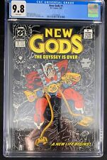 New Gods #1 CGC 9.8  2/89 3745768005 - Paris Cullins cover & art