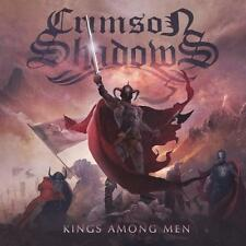 Crimson Shadows - Kings Among Men CD 2014 power speed death Napalm Records