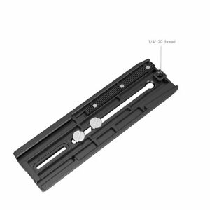 SmallRig Extended Quick Release Plate for DJI RS 2 - 3031