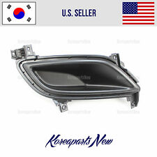 FRONT BUMPER FOG LAMP BLANK COVER RIGHT PASSENG 865242V000 VELOSTER BASE 2012-17