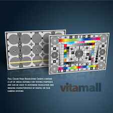 Set of Large High Resolution Test Charts for Nikon AF-S 300mm f/2.8G ED VR II