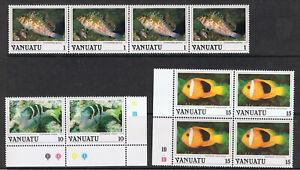 VANUATU 1987 FISH