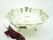Walker & Hall Antique Solid Silver Bowls