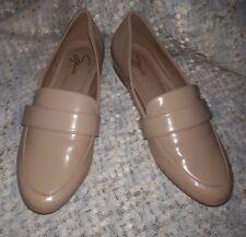 Spurs Beige Color Size 5 Fashion Slip On Formal Dress classic  Loafer Shoes