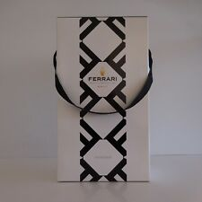 Packaging coffret emballage FERRARI vintage design XXe art-déco made in ITALY