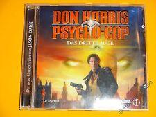 *CD* Psycho-Cop 1 - Das dritte Auge * Random House Audio *