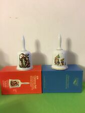 Collector Bell By Sister Berta Hummel: Christmas 1974 & 1980