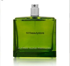 ALFRED SUNG Paradise Homme EDT 3.4oz **NEW.UNBOXED.NO CAP**