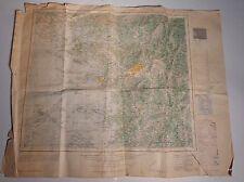 1954 Korean War Map Incheon Seoul US Army Corps of Engineers