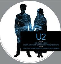 "U2 Lights of Home-Picture Disc Vinyle 12"" y RSD 2018-New"