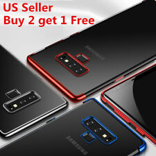 For Samsung Galaxy S10 / S10 Plus / S10e Case Cover Silicone Clear Bumper TPU