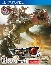 Monster Hunter Frontier G8 Premium Package 18privilege Event C From japan
