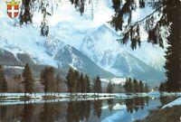 CHAMONIX - MONT-BLANC - le Lac des Gaillands