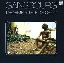 RARE MINI LP CD VYNIL REPLICA SERGE GAINSBOURG / L'HOMME À TÊTE DE CHOU