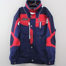 VTG SPYDER Dermizax Snow Boarding Ski Full Zip Thinsulate Jacket Mens XL B185