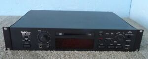 TASCAM TEAC MD-350 Made in 2007 Commercial MD Deck Player Recorder Working