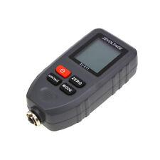 Lcd Digital Auto Car Paint Coating Thickness Gauge Measure Tool Meter Tester