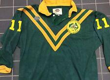Game Players Sironen Australia Kangaroos World Cup Final Jersey Balmain  Maw