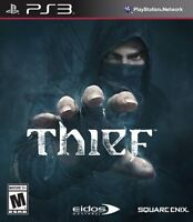 NEW Thief (Sony Playstation 3 2014) Square Enix