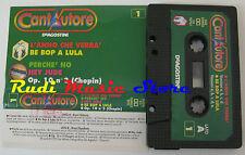 MC CANTAUTORE 1 1992 STRUMENTALE LUCIO DALLA CHOPIN BEATLES no cd lp dvd vhs*