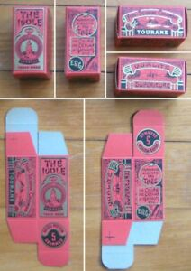 'Idol/Idole Tea' 1930s Advertising Box - Sri Lanka Tea, Colombo