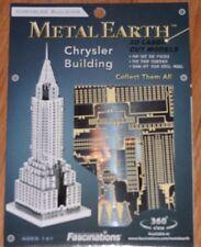 Chrysler Building Metal Earth 3D Laser Cut Metal Model Fascinations Skyscraper