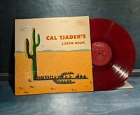 Cal Tjader / Cal Tjader's Latin Kick -- Original 1958 Red Vinyl LP Fantasy #3250