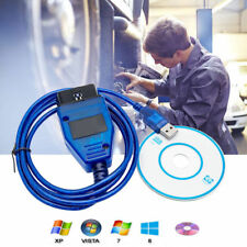 VAG-COM USB Cable KKL 409.1 OBD2  Scan Tool Auto For Audi VW SEAT Volkswagen New