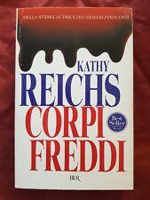 Libro Corpi Freddi Khathy Reichs Best Seller Rizzoli #TO1