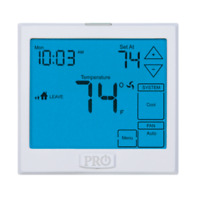 Pro1 IAQ T900 Universal Programmable Thermostat Multi Stage / Heat Pump T955