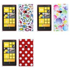 For Nokia Lumia 920 TPU Design Case Phone Cover