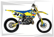 2001-2012 RM 125 250 GRAPHICS RM125 RM250 SUZUKI MOTOCROSS DIRT BIKE MX DECALS C
