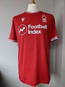 Nottingham Forest Home Football Shirt XL BNWT 2020-2021