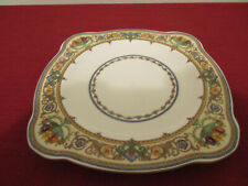 """MINTON CHINA England Plymouth Square/Scallop Salad Plate 8"""""""