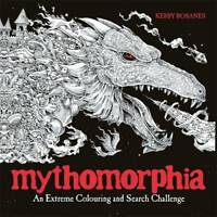 Mythomorphia: An Extreme Colouring and Search Ch, Rosanes, Kerby, New