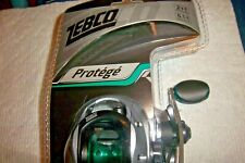Zebco PR 100S Protege Right Handed BaitCasting Reel ~ NEW SEALED CLAM PACK