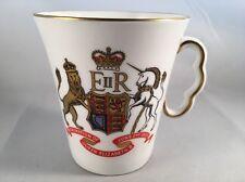 Crown Staffordshire Commemorative Cup Coronation Queen Elizabeth II 1953