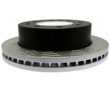 Disc Brake Rotor-Specialty - Street Performance; S-Groove Technology Front