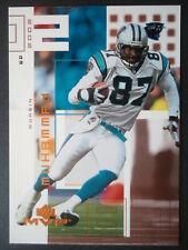 NFL 33 Muhsin Muhammad Carolina Panthers Upper Deck MVP 2002