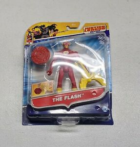 """new DC Justice League Action JLA Power Connects The Flash 4.5"""" Action Figure"""