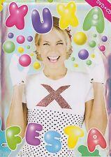 Xuxa - Festa So Para Baixinho, Vol. 6 (CD+DVD, 2005) 7891430018825 NO CASE