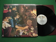 Captain & Tennille Come In From The Rain inc Can't Stop Dancin + LSP-4700 LP